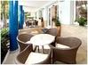 Hotel Adigrat - Terrasse