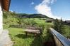 Tlisörahof Speckstube, Urlaub auf dem Bauernhof - Terrasse