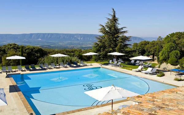 Hôtel Les Bories & Spa - Simbassäng/pool