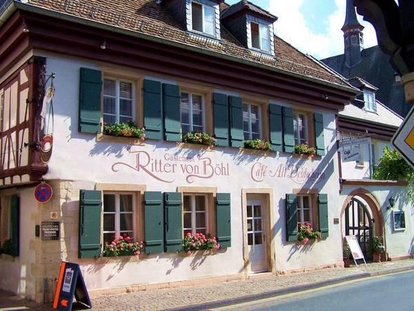 Hotel & Café Ritter von Böhl - Gli esterni