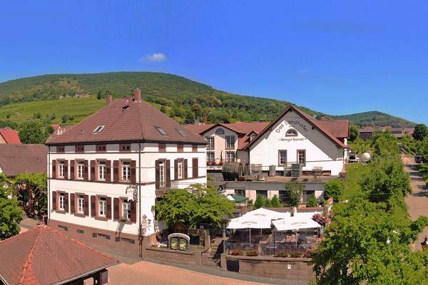 Das Landhotel Weingut Gernert - Aussenansicht