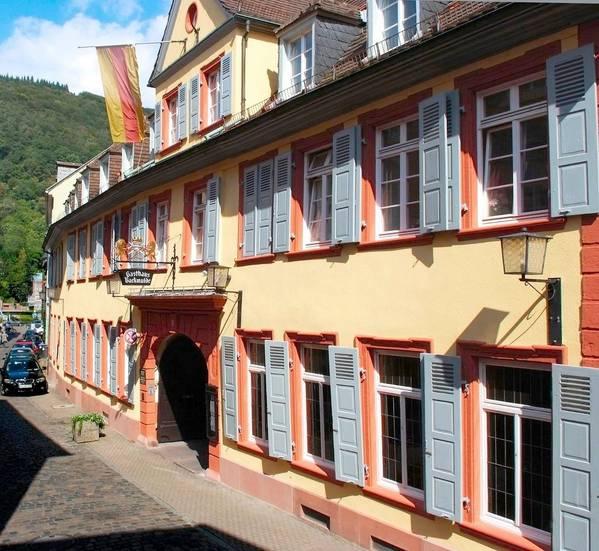 Gasthaus Backmulde - Hotel - Aussenansicht