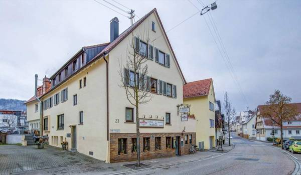 Waldhorn Hotel Garni - Outside