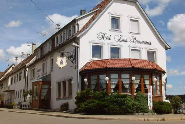 Hotel Zum Reussenstein - Outside