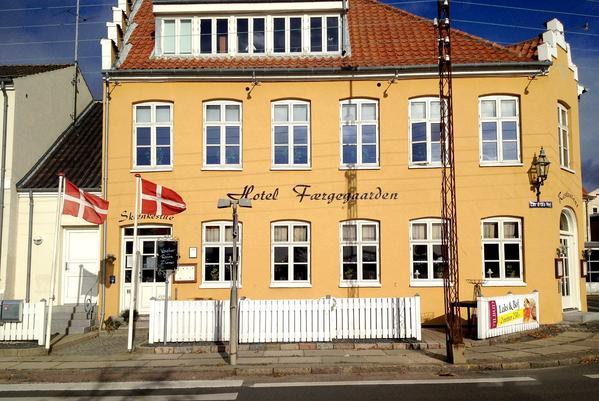 Hotel Færgegaarden - Vista externa