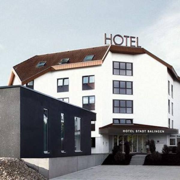 Hotel Stadt Balingen - buitenkant