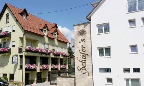 Hotel Schäfers & Landgasthof Adler - Vu d'extérieur
