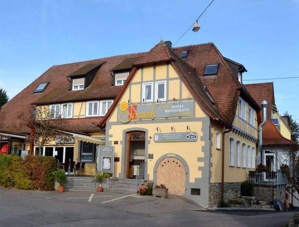 Hotel Restaurant Sonneck - Outside