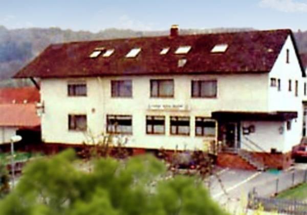 Gasthof und Metzgerei Schöne Aussicht - Vista externa