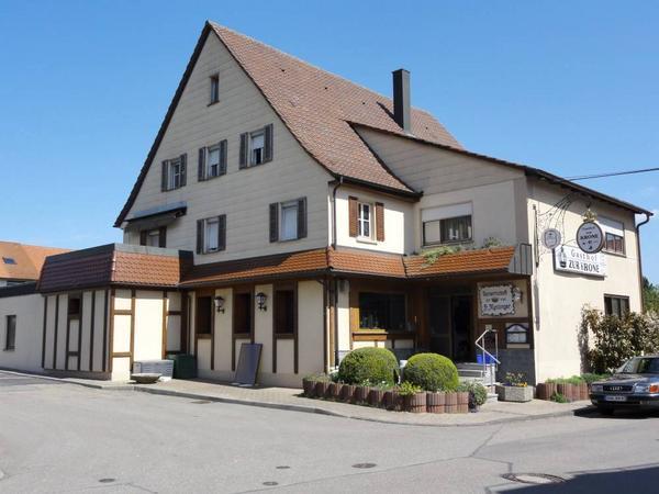 Gasthof Krone - Outside
