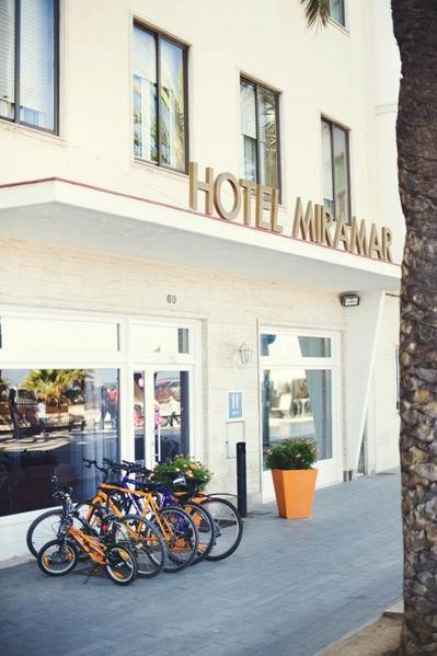 Hotel Miramar Badalona - Outside