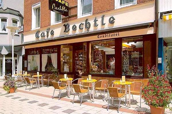 Appartementhotel & Café Bechtle - Vu d'extérieur