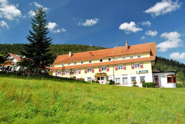 Gasthof-Pension Berghof - Outside