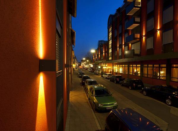 Hotel Rio Karlsruhe - Aussenansicht