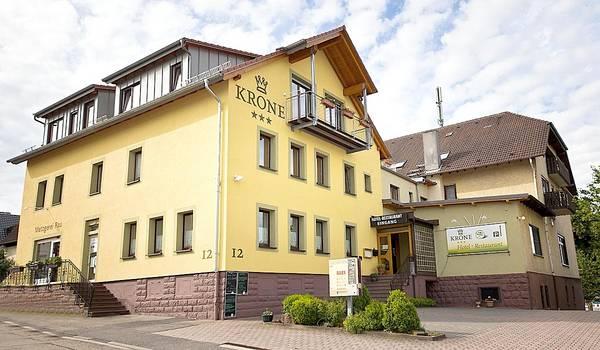 Hotel Krone - Vu d'extérieur