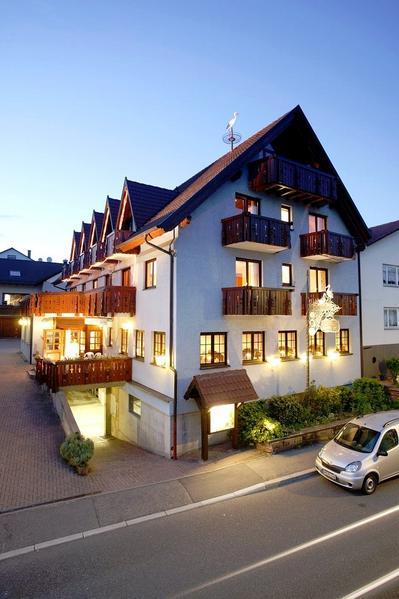 Hotel La Cigogne - Aussenansicht