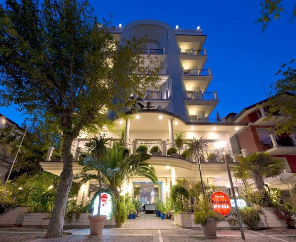 Hotel Atlantic Riviera - Вид снаружи