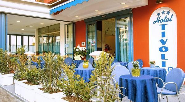 Hotel Tivoli - Aussenansicht