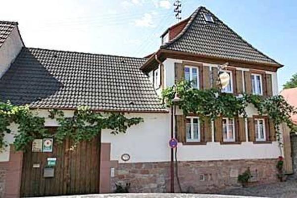 Gästehaus Blank - Вид снаружи
