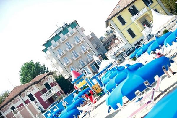 Hotel Alsen - Aussenansicht
