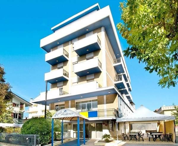 Hotel Arabesco - Aussenansicht