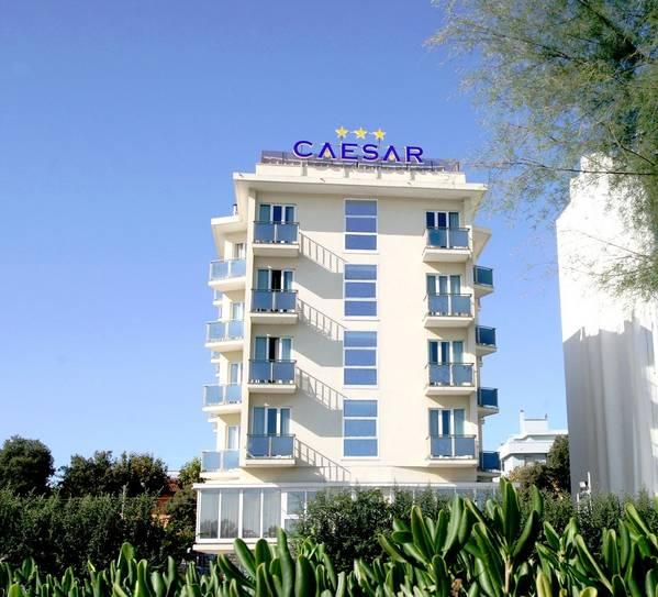 Hotel Caesar - Aussenansicht