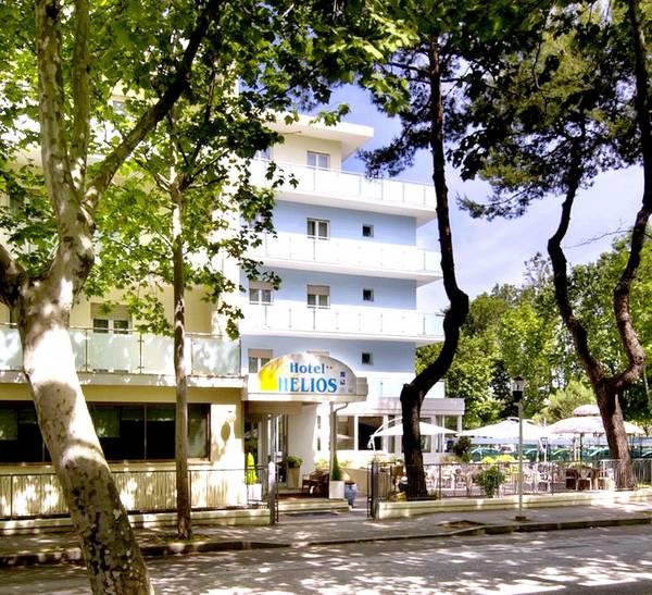 Hotel Helios - Aussenansicht