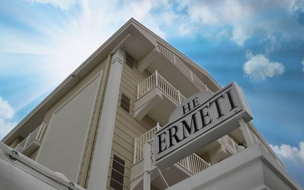 Hotel Ermeti - Aussenansicht