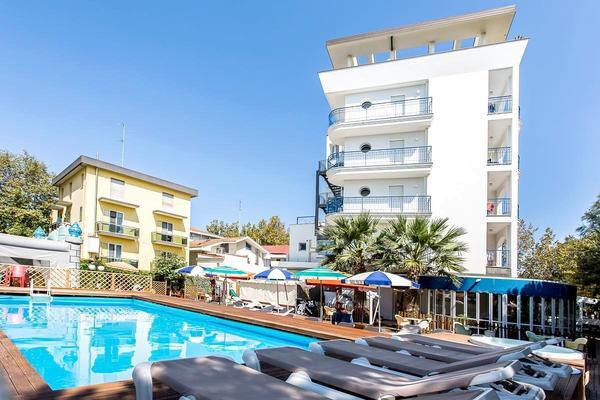 Hotel Lido Europa - Aussenansicht