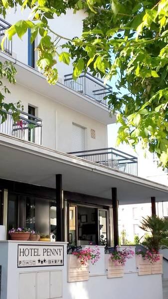 Hotel Penny - Aussenansicht