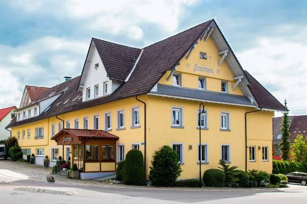 Gasthaus-Hotel Sternen Nichtraucherhaus - Вид снаружи