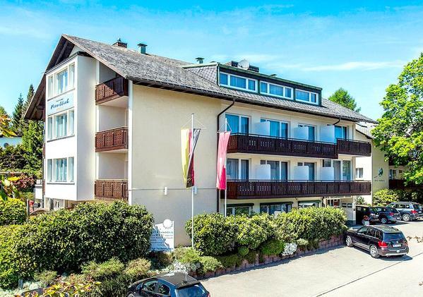 Porten's Hotel Fernblick - Aussenansicht