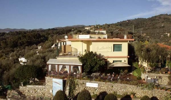 Pensione Ristorante Bellavista - pogled od zunaj