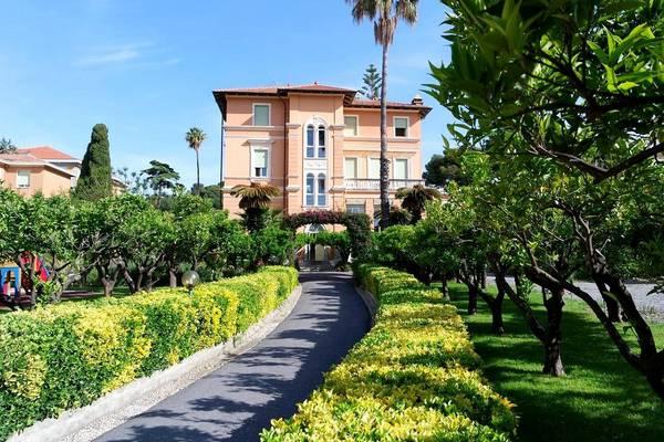 Hotel Villa San Giuseppe - Aussenansicht