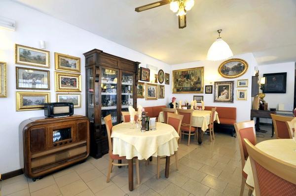 Hotel Locanda ai Campi Di Marcello - Restauracja