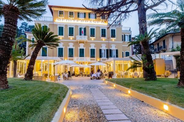 Mediterraneo Emotional Hotel & Spa - Вид снаружи