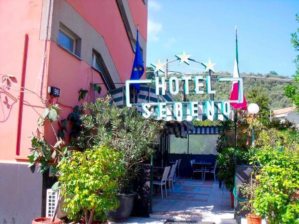 Hotel Sereno - Aussenansicht