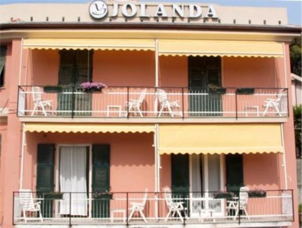Hotel Villa Jolanda - Exteriör