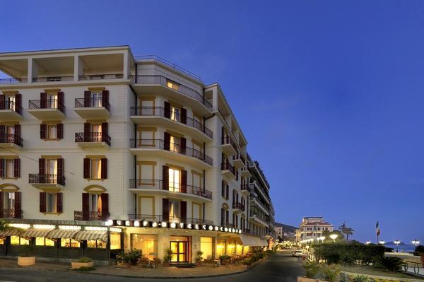 Hotel Europa e Concordia - buitenkant