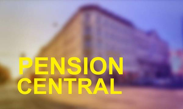 Pension Central - Logo