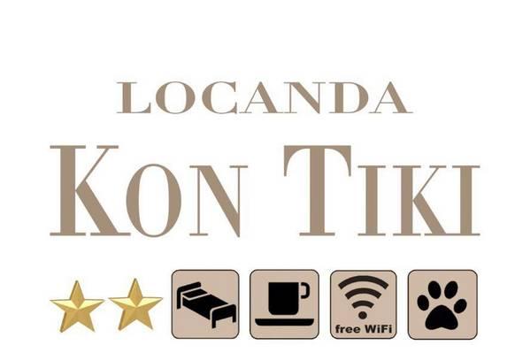 Locanda Kon Tiki - Logo