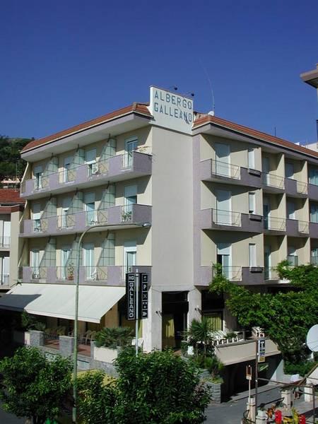 Hotel Galleano - Aussenansicht