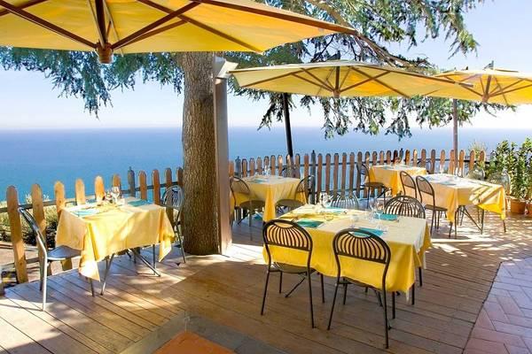 Albergo Rosita - Terrasse