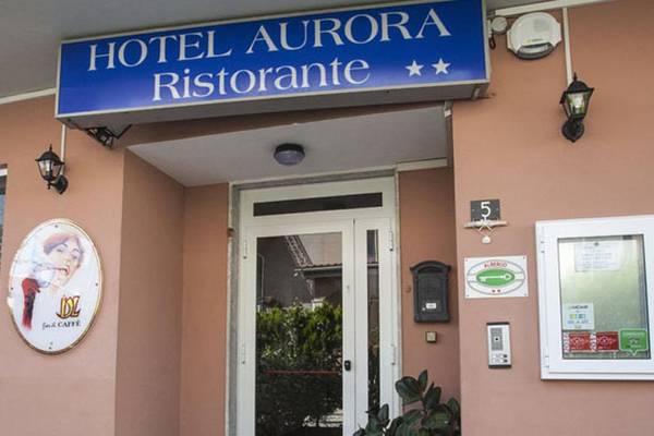 Albergo Ristorante Aurora - Aussenansicht
