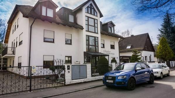 Gästehaus Waldtrudering - Outside