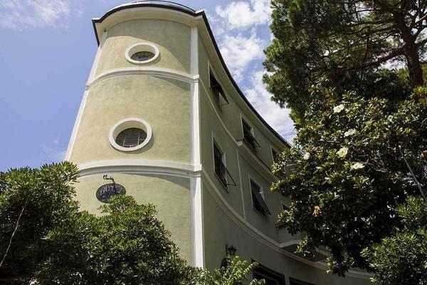 Hotel Pensione Moderna - Aussenansicht