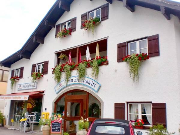 Landgasthof Zum Brückenwirt - Aussenansicht