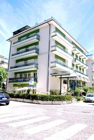 Hotel Viscount - Aussenansicht