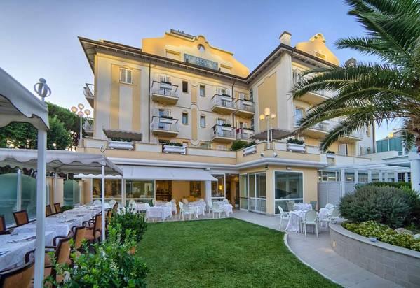 Hotel Lunariccione Aquaspa Adults Only +12 - Vista externa