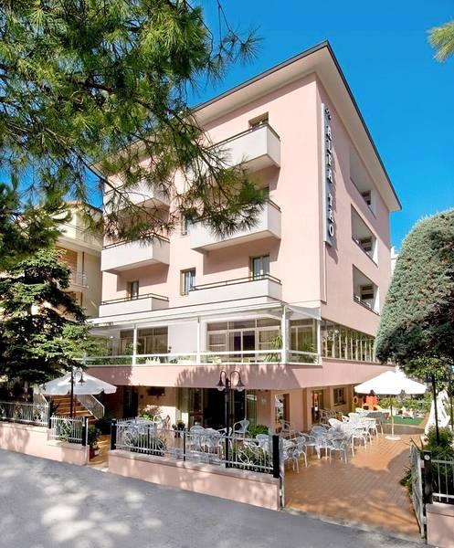 Hotel Alfa Tao - Aussenansicht